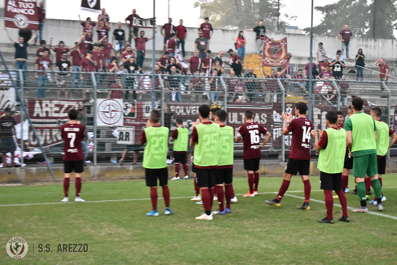 Calendario Arezzo Calcio.Ss Arezzo Home Ss Arezzo