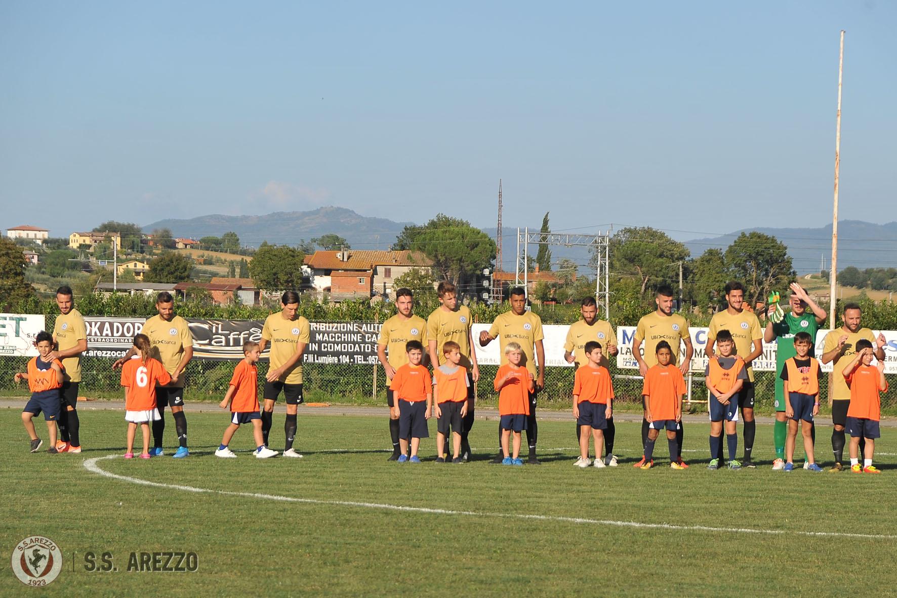 Arezzo Calcio Calendario.Ss Arezzo Home Ss Arezzo